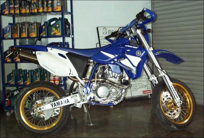 Yamaha Supermoto 2005 Motorcycle Image Gallery