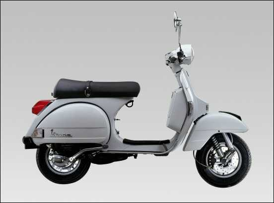 vespa px200 grey. Black Bedroom Furniture Sets. Home Design Ideas