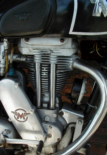 Matchless 350 motor